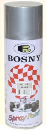 Фарба BOSNY №36 (Cрібна)
