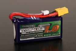 Акумулятор Turnigy nano-tech 1000mAh 3S 25C
