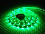 LED cтрічка 3528 зеленого кольору (5 см)
