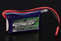 Акумулятор Turnigy nano-tech 460mAh 3S 25C