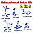 Конструктор розвиваючий на сонячній батареї 6 в 1