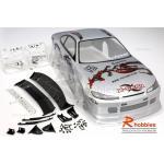 Корпус 1/10 Nissan Silvia S15