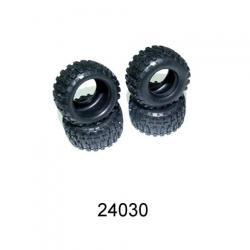 Комплект шосейної гуми Redcat Truggy Sumo 24030 1/24