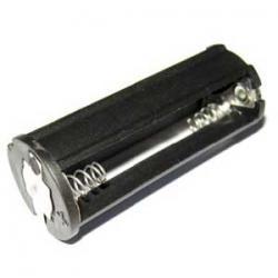 Відсік для акумулятора 3xAАA циліндр