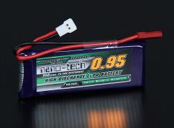 Акумулятор Turnigy nano-tech 950mAh 1S 25C