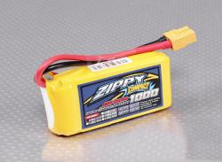 Акумулятор ZIPPY Compact 1000mAh 3S 25C