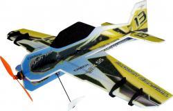 Модель для 3D-пілотажу Crack Yak (жовто-голуба)