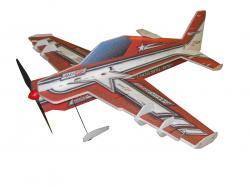 Модель для 3D-пілотажу Crack Laser (червона)