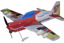 Модель для 3D-пілотажу Crack Laser (№17)