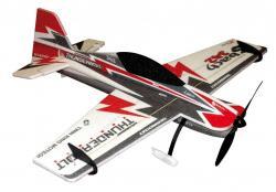 Модель для 3D-пілотажу Sbach (червона)