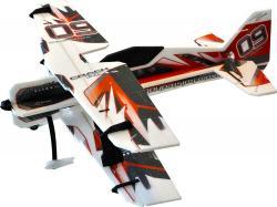 Модель для 3D-пілотажу Crack PITTS (червона)