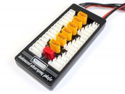 Плата паралельної зарядки і балансування акумуляторів 2-6s XT60