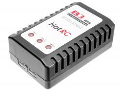 Балансувальна зарядка для LiPo акумуляторів 2S/3S з блоком живлення