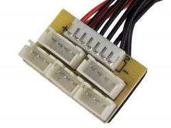 Плата паралельної зарядки/балансування для 2s-3s Li-Po акумуляторів