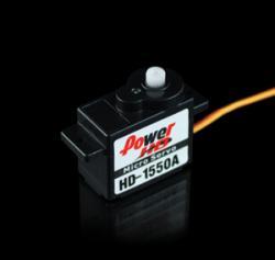 Сервомеханізм аналоговий Power HD-1550А 5.5g/0.9kg/0.12sec (4.8В)