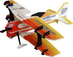 Модель для 3D-пілотажу з Crack Pitts Mini (оранжева)