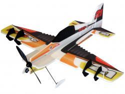 Модель для 3D-пілотажу MXS-C (оранжева)