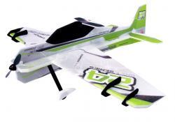 Модель для 3D-пілотажу Crack Yak Big (зелена)