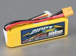 Акумулятор ZIPPY Compact 1800mAh 3S 25C