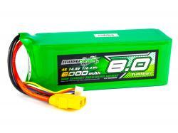 Акумулятор Turnigy Multistar 8000mAh 4S2P 12C