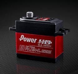 Сервомеханізм цифровий Power HD BLS-2809 High Voltage 64g/23.0kg/0.11sec (6.0V)