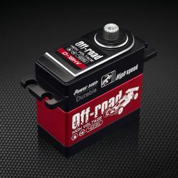 Сервомеханізм цифровий Power HD D-18 High Voltage Coreless 70g/14.5kg/0.10sec (6.0V)