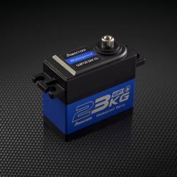 Сервомеханізм цифровий вологозахищений Power HD WP-23KG 75g/23.0kg/0.12sec (6.0V)
