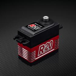 Сервомеханізм цифровий Power HD-R20 High Voltage Coreless 60g/17kg/0.10sec (6.0V)