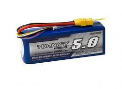 Акумулятор Turnigy 5000mAh 4S 25C