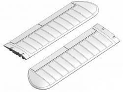 Крила для авіамоделі Multiplex FunCub