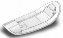 Кабіна для авіамоделі Multiplex Solius