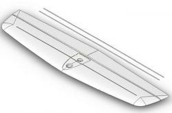 Стабілізатор для авіамоделі Multiplex Solius