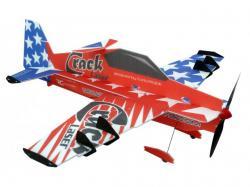 Модель для 3D-пілотажу Crack Laser Pro (PATRIOT)