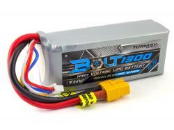 Акумулятор Turnigy Bolt 1300mAh 4S 65C (LiHV)