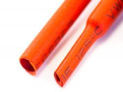 Термозбіжна трубка 1.5мм (Червона)