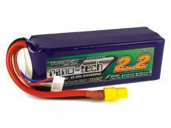 Акумулятор Turnigy nano-tech 2200mAh 4S 45C
