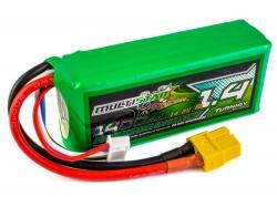 Акумулятор Turnigy MultiStar Racer Series 1400mAh 4S 40С