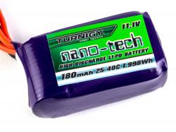 Акумулятор Turnigy nano-tech 180mAh 3S 25C