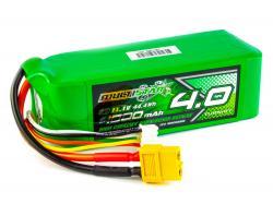 Акумулятор Turnigy Multistar 4000mAh 3S2P 12C