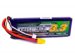Акумулятор Turnigy nano-tech 3300mAh 2S 25C