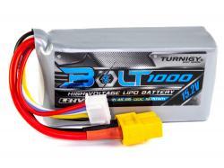 Акумулятор Turnigy Bolt 1000mAh 4S 65C (LiHV)
