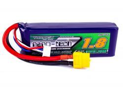 Акумулятор Turnigy nano-tech 1800mAh 3S 65C