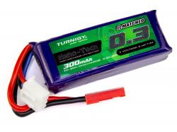 Акумулятор Turnigy nano-tech 300mAh 2S 70C