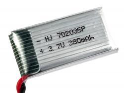 Акумулятор для Syma X15 380mAh 1S 25C