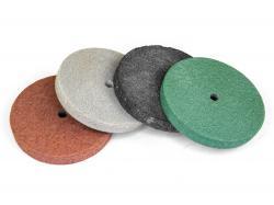 Набір полірувальних гумових дисків (4шт.)