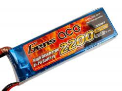 Акумулятор Gens Ace 2200mAh 3S 45C