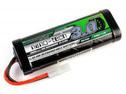 Акумулятор Turnigy nano-tech 3000mAh Ni-MH 7.2В 10C