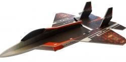 Авіамодель F-22 Raptor