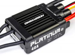 Регулятор безколекторний Hobbywing Platinum 40A V4
