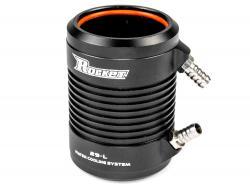Алюмінієвий радіатор водяного охолодження (29х52мм)